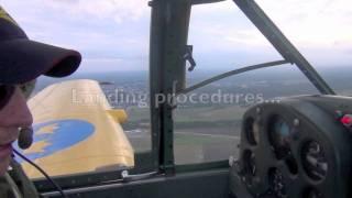 SAAB Safir cockpit scenes
