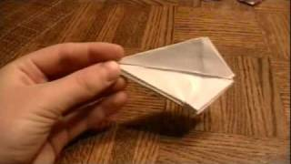How To Fold Origami: The Lily Part 2