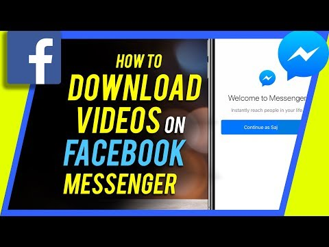 How To Download Videos From Facebook Messenger