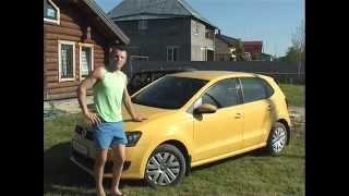 Volkswagen Polo ( Фольксваген Поло)  видео отзыв 2014 ( тест драйв  )(, 2014-10-24T11:00:57.000Z)