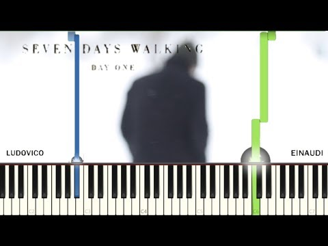 Ludovico Einaudi - Seven Days Walking / Day 1 : Cold Wind Var.1 [tutorial] Mp3
