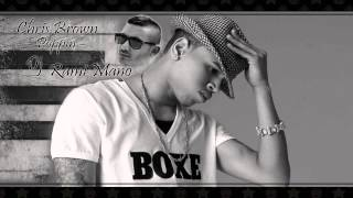 Chris Brown - Poppin. Dj Rami Mano