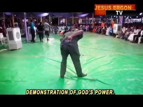 DEMONSTRATION OF GOD  POWER BY PROPHET JEREMIAH OMOTO FUFEYIN