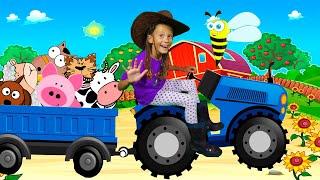 У Макдональда есть ферма | Песенки для детей от Ба Би Бу