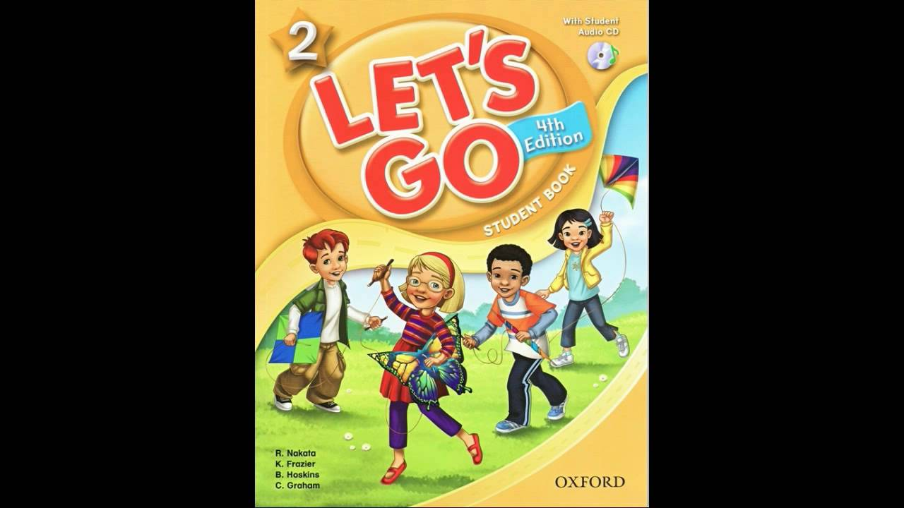 Let's go 2 student book Part 01 learning english - YouTube