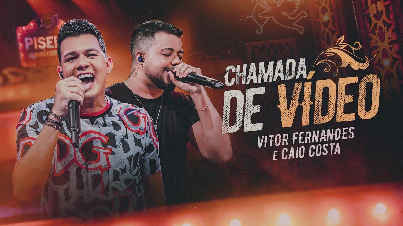 CHAMADA DE VÍDEO - Vitor Fernandes e @Caio Costta (DVD Piseiro Apaixonado)