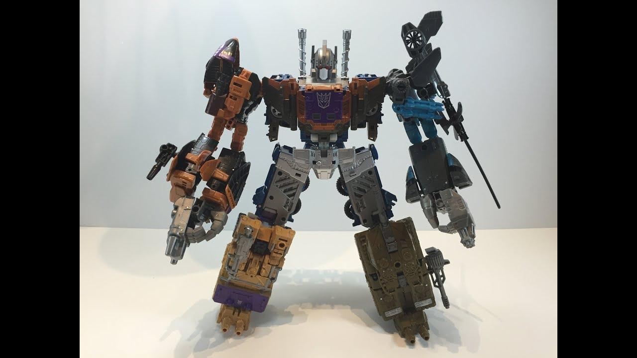 Transformers Takara Unite Warriors Brawl from UW-07 Combiner Bruticus New