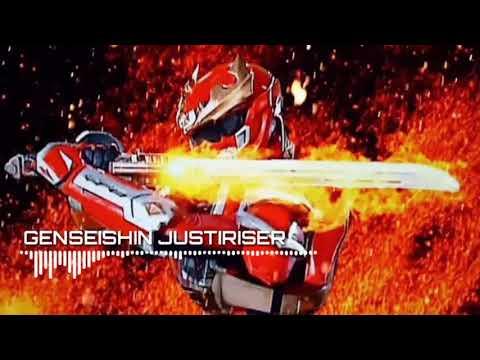 Download Genseishin Justirisers Opening Full   Genseishin Justirisers 幻星神ジャスティライザー By Kenji Kojima