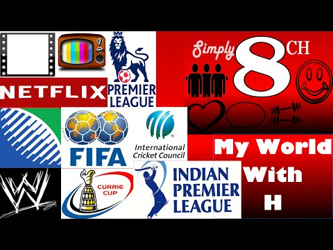 MOVIES, SERIES, WWE, RUGBY, CRICKET and SOCCER (FOOTBALL) Welcome to MY WORLD with H Episode 2