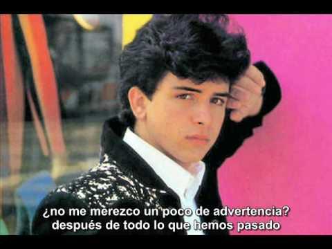Glenn Medeiros I Don't Want To Lose Your Love subtitulado