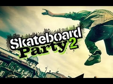 Skateboard Party 2 - лучший симулятор скейтборда на Android ( Review)