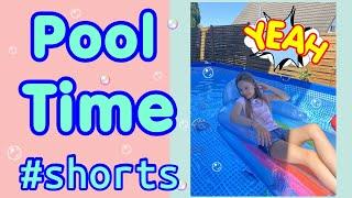 Pool Time #shorts