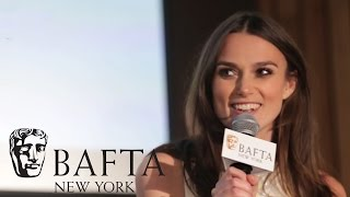 Keira Knightley In Conversation | BAFTA New York