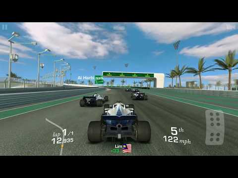 Real Racing 3 - Gameplay - Review (iOS, Android) CONSOLE QUALITY RACING ON MOBILE???BEST MOBILE RACE