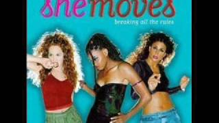 She Moves - Breaking All The Rules (Berman Brothers Dance Mix)