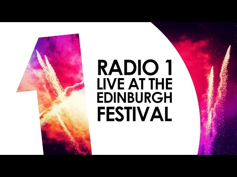 Radio 1 in Edinburgh!