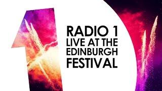 Radio 1 in Edinburgh!