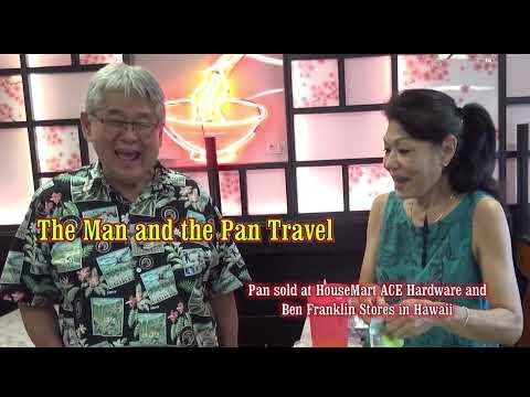 KTA's The Man & The Pan - Big Island Candies Fried Manju
