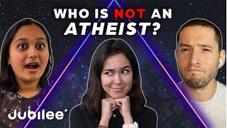 6 Atheists vs 1 Secret Christian | Odd Man Out