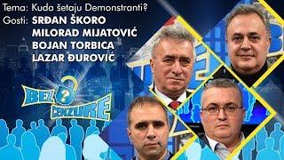 BEZ CENZURE - Bojan Torbica, Lazar Đurović, Milorad Mijatović i Srđan Škoro