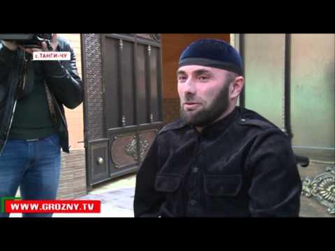 Рамзан Кадыров навестил соратника  и подарил  ему «Мерседес».
