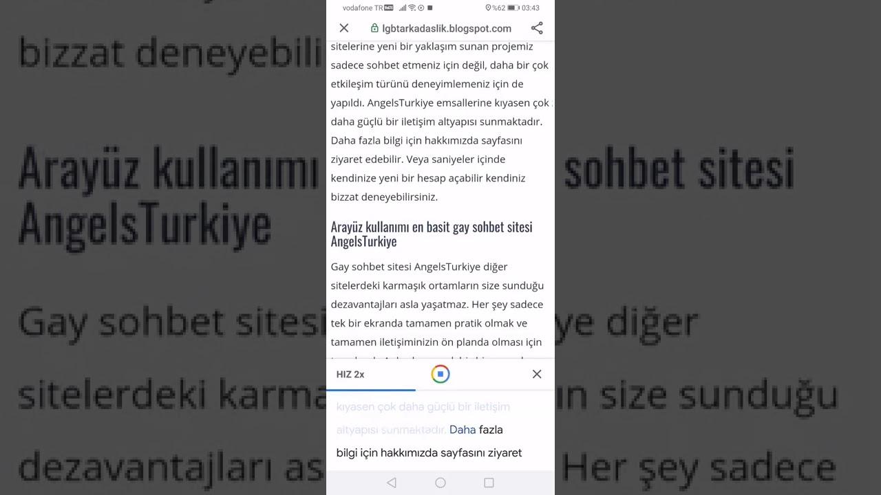 Kameralı gay Ankara gay