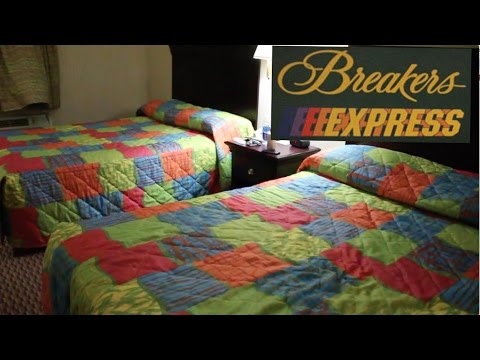 Full Breakers Express Hotel Tour at Cedar Point