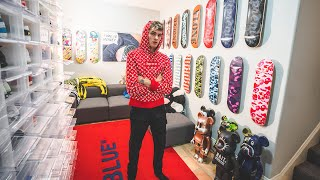 Inside My New $500,000 Dream Hypebeast Room