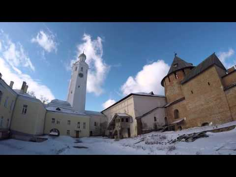 Великий Новгород - Кремль и Торговая сторона
