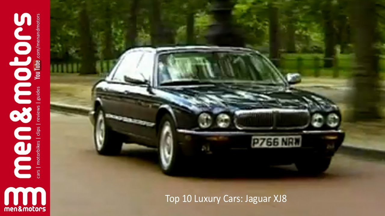 Top 10 Luxury Cars: Top 10 Luxury Cars 2002: Jaguar XJ8