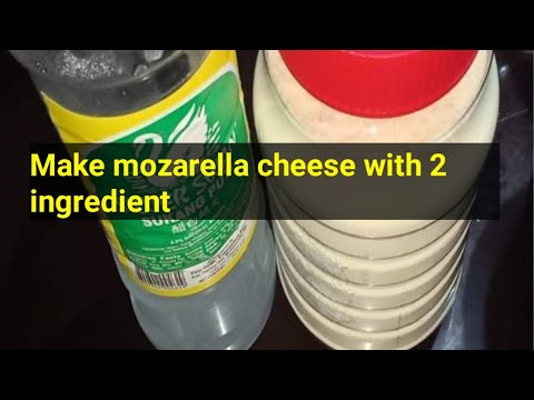 27 Pesos Mozzarella Cheese