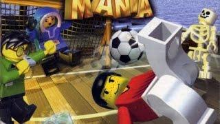 Lego Football Mania- JUEGO de la  GBA 2002-PARA PC