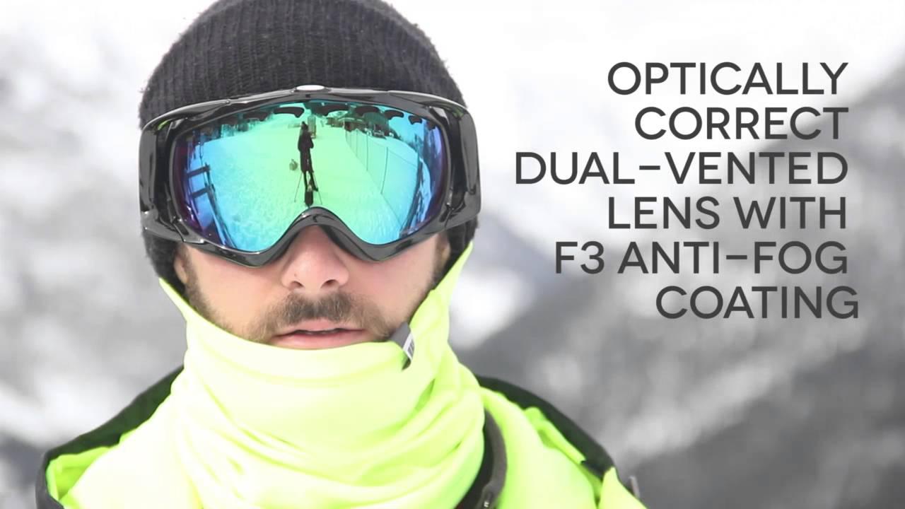 da81508b0b6 Oakley OO7005N Crowbar Goggles Review