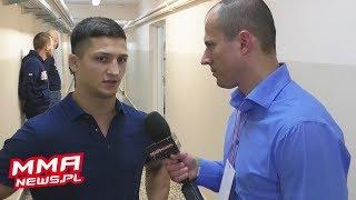 Sebastian Kotwica o sytuacji z UFC i własnym klubie MMA w Krakowie