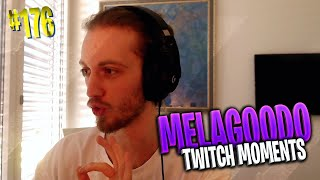 MASSEO vs IL COLLEGIO | MAI SCOMMETTERE SUB CON ZANO | Melagoodo Twitch Moments [ITA] #176
