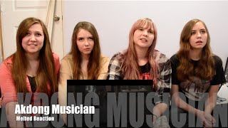Video Akdong Musician(AKMU) - 얼음들(MELTED) MV Reaction [Beautiful!] download MP3, 3GP, MP4, WEBM, AVI, FLV Mei 2018