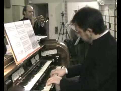 fabiano maniero.Duo Maniero-Celeghin. T.Albinoni, concerto in Do Magg. 3 allegro