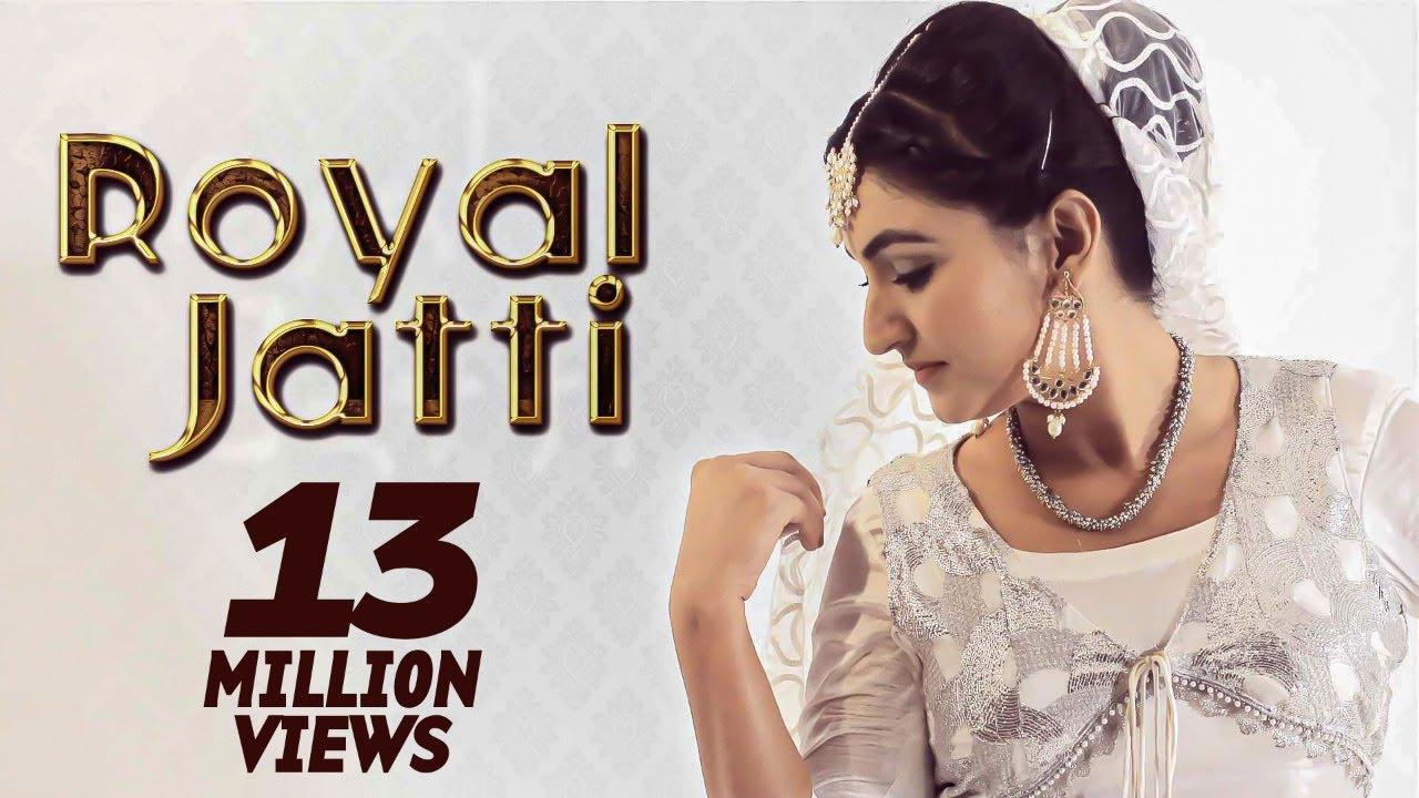 Royal Jatti Song By Anmol Gagan Maan | Super Hit Punjabi Song
