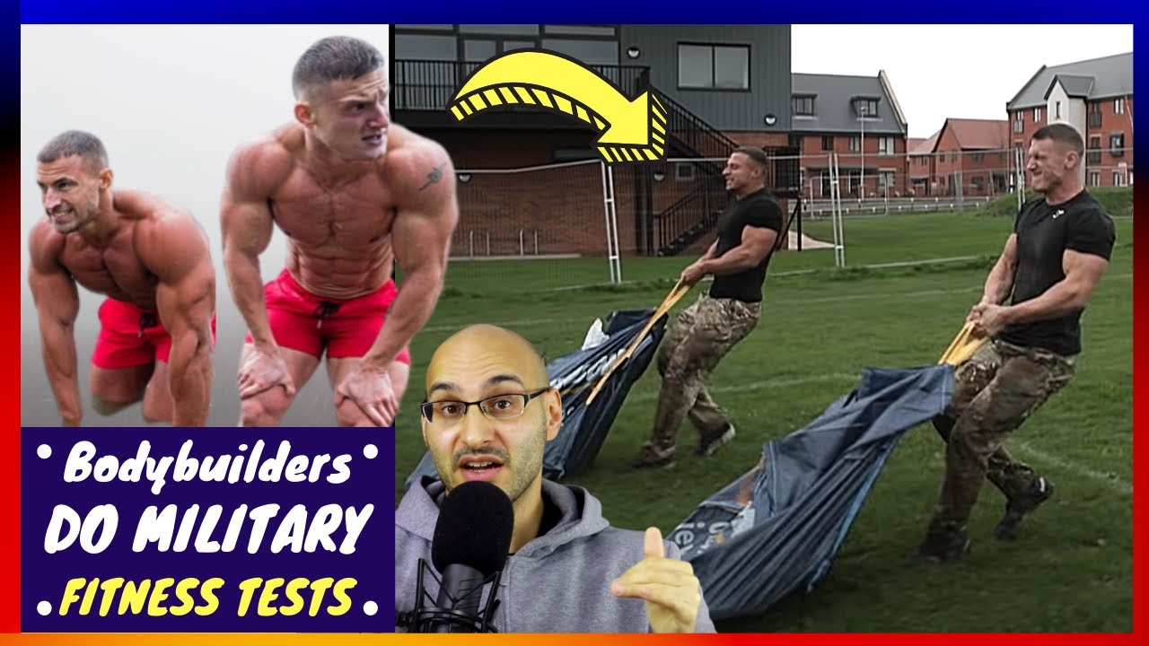 MATT Does Military: WITHOUT PRACTICE ! (ft. Mike Thurston)