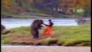 Funny Commercial with a Bear