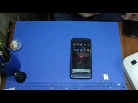Nomi I5012 (i5013) Удаление Google аккаунта FRP Unlock