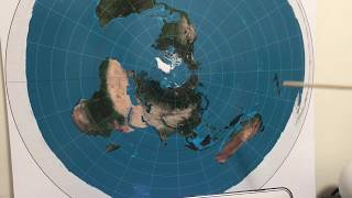 No Sunset on a Flat Earth - Debunking the AE Map with a Drone.