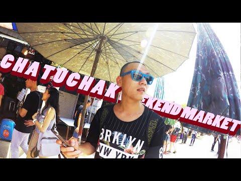 Chatuchak Weekend Market ตลาดนัดจตุจักร Thailand - SHOPPING for 3 HOURS | BANGKOK ONLY Episode 3