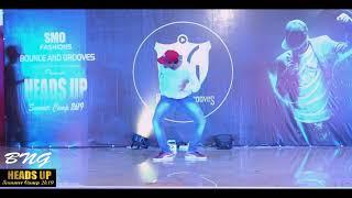 Kadhal Yaanai - Dance   Harris Jayaraj   BNG Summer Dance Camp X Massey