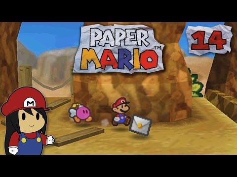 """Paper Mario - Part 14: """"Letter Getter"""""""
