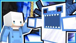 【Minecraft | 暮光森林】#9 超級可愛大雪怪❗不只很愛無理取鬧又很愛哭????