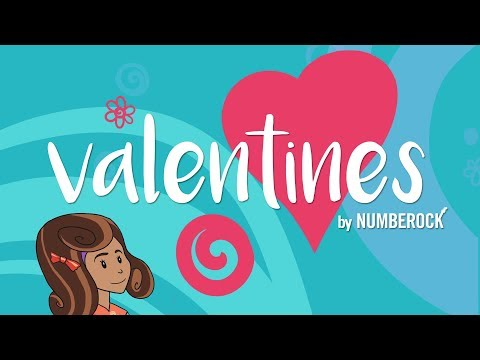 The Perfect Valentine Song For Kids in Kindergarten & Up: Animation