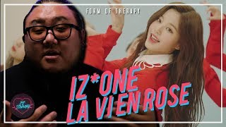 "Video Producer Reacts to IZ*ONE ""La Vi en Rose"" download MP3, 3GP, MP4, WEBM, AVI, FLV November 2018"