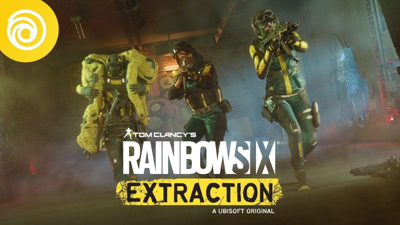 Download Rainbow Six Extraction: Trailer CGI [OFFICIEL] VOSTFR