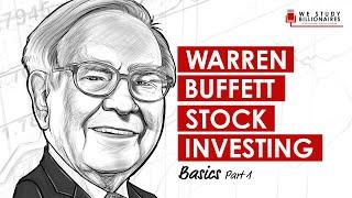 TIP001: Warren Buffett Investing Basics